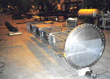 Heat Exchanger Fabrication