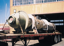 Re-tubed Heat Exchanger